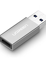 UGREEN USB 3.0 Adapter, USB 3.0 to USB 3.0 Type C Adapter Male - Female 5.0 Gbps