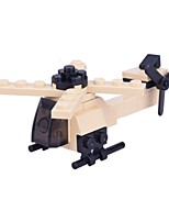 Building Blocks Fighter Car Helicopter Vehicles Simple Kids