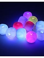 1pcs Farbe ändernde geführte Apfelnachtlichtdekorationlampe für Kindweihnachtsgeschenk