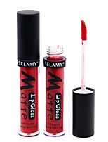 Lipstick Matte Fast Dry Waterproof Solid Casual