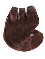 Ombre Hair Weaves Brazilian Texture Wavy Natural Wave Body Wave 1 Year Four-piece Suit hair weaves