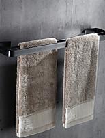 Barre porte-serviette / Bronze huilé Traditionnel/classique