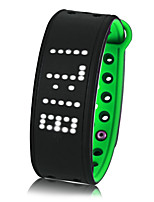 hhy nuovi tw8 smart wristbands, bluetooth braccialetto, sport anti perse chiamata id notifica
