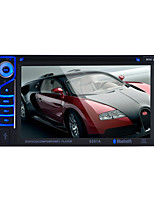 Autoradio Audio 2 Din 6,2 '' Zoll lcd Touchscreen Multimedia Video Dvd Spieler bluetooth