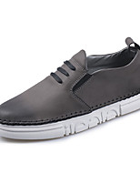 Men's Shoes Customized Materials Spring Fall Comfort Loafers & Slip-Ons Gore For Casual Party & Evening Gray Orange Black