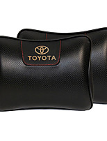 Automotive Headrests For universal GM Toyota All years General Motors Car Headrests Leather