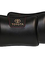 Automobile Appuie-tête Pour Universel Toyota GM Toutes les Années General Motors Appuie-tête de Voiture Cuir