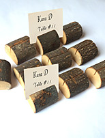Wooden Ornaments Clips