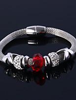 Women's Strand Bracelet Fashion Alloy Tube Jewelry For Wedding Casual