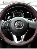 Automotive Steering Wheel Covers(Plush)For Mazda All years CX5 CX7 Murano CX4 CX9