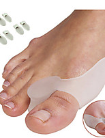 Foot Massager Toe Separators & Bunion Pad Massage Orthotic Protective Massage Eases pain