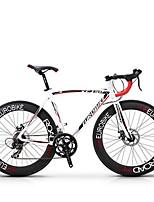 Cruiser велосипедов Велоспорт 14 Скорость 26 дюймы/700CC Shimano Дисковый тормоз Без амортизации Противозаносный Aluminum Alloy