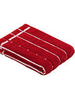 Wash Cloth,Striped High Quality Polyester/Cotton Blend Towel
