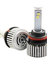 joyshine x7-9007 (hb5) ampoules de phare avant 120w 9600lm 6000k kit de conversion de faisceau (2pcs)