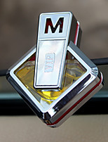automobile aria uscita griglia profumo limone oceano lavanda automotive purificatore d'aria