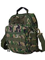 Men Bags All Seasons Nylon Shoulder Bag for Casual Outdoor Black Dark Green Army Green
