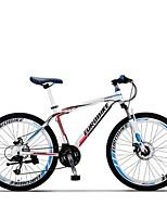 Горный велосипед Велоспорт 27 Скорость 24 дюймы MICROSHIFT TS70-9 Дисковый тормоз Передняя вилка с амортизацией Противозаносный Aluminum