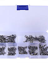 70 pcs Fishing Accessories g/Ounce mm inch,Stainless Sea Fishing Ice Fishing Spinning Jigging Fishing Freshwater Fishing Other Trolling &