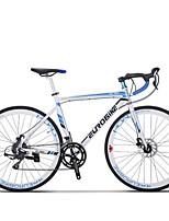 Cruiser велосипедов Велоспорт 16 Скорость 26 дюймы/700CC Shimano Дисковый тормоз Без амортизации Противозаносный Aluminum Alloy