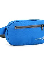 2 L Waist Bag/Waistpack Hiking Wearable Cloth Nylon