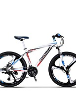 Mountain Bike Cycling 27 Speed 26 Inch/700CC MICROSHIFT TS70-9 Disc Brake Suspension Fork Aluminium Alloy Frame Anti-slip Aluminum Alloy