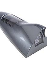 luci a energia solare alimentate a finestre di squalo per auto luci posteriori elevate di sicurezza allarme per la sicurezza