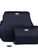 автомобильный Подушки для подголовника и талии Назначение Cadillac Все года SRX XT5 ATSL XTS Подголовники для авто Кожа