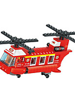 Building Blocks Toys Aircraft Pieces Not Specified Gift