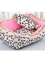 Dog Bed Pet Baskets Blushing Pink