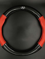 Automotive Steering Wheel Covers(Leather)For Hyundai Verna Mistra Elantra IX25