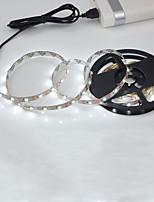 Недорогие -2м Гибкие светодиодные ленты 120 светодиоды 2835 SMD Тёплый белый / Белый Можно резать / Самоклеющиеся 5 V 1шт