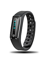 Smart Bracelet iOS Android IPhone Water Resistant / Water Proof Long Standby Pedometers Health Care Sports Heart Rate Monitor Alarm Clock
