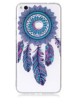 Case For Huawei P8 Lite (2017) P10 Lite Phone Case TPU Material Dream Catcher Pattern HD Phone Case P9 Lite