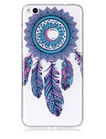 cassa per huawei p8 lite (2017) p10 lite cassa del telefono tpu materiale dreamer modello hd cassa del telefono p9 lite