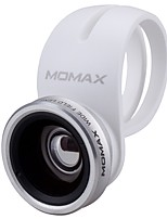 MOMAX Smartphone Camera Lenses 0.6X Wide Angle Lens 15X Macro Lens  for ipad iphone Huawei xiaomi samsung