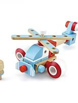 Kit fai-da-te Costruzioni Gioco educativo Robot Giocattoli Velivolo Macchina Robot Pezzi Maschio Ragazze Regalo