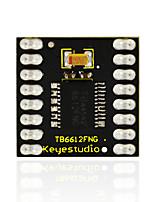 Keyestudio tb6612fng carte de conducteur de moteur pour arduino uno r3 mega 2560 r3