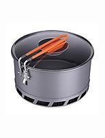 olla Einzeln Hartes Aluminiumoxid für Picknick Camping & Wandern Grill-Feuerzeug