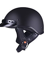 Half Helmet Relaxed Fit Fastness Durable ABS Motorcycle Helmets