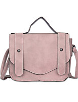 Women Bags All Seasons PU Shoulder Bag Rivet for Casual Office & Career Black Blushing Pink Gray