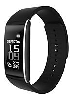 HHY New Q6 Smart Wristbands Dynamic Heart Rate Blood Pressure Oxygen Sleep Fatigue Monitoring Movement Sedentary Caller Alert