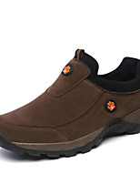 Hiking Shoes Running Shoes Mountaineer Shoes Men's Performance Leisure Sports Nubuck leather Rubber Hiking Running