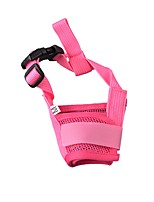 Muzzle Breathable Solid Mesh