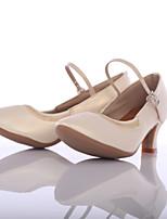 Women's Modern Leatherette Heel Outdoor Customized Heel White Customizable