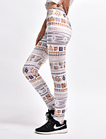 Women's Medium Print Legging,Print