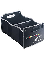 Vehicle Trunk Car Organizers For Mitsubishi All years Fabrics