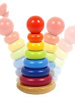 Sets zum Selbermachen Bausteine Bildungsspielsachen Spielzeuge Rechteckig Turm Stücke Jungen Mädchen Geschenk