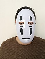 Masque Inspiré par Chihiro Cosplay Manga Accessoires de Cosplay Masques Plastique Unisexe