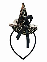 Tous Cosplay Anniversaire Traditionnel/Classique Halloween Autres Elastique,Bijoux Hiver