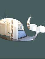 Ocio Pegatinas de pared Calcomanías 3D para Pared Calcomanías Decorativas de Pared Material Decoración hogareña Vinilos decorativos